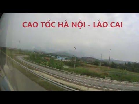 Cao toc Ha Noi, Noi Bai - Lao Cai
