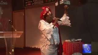 "G.B.T.V. CultureShare ARCHIVES 2014: JANICE CHARLES  ""More than a conqueror""  (HD)"