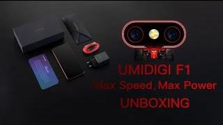 UMIDIGI F1 Official Unboxing | Killer Smartphone