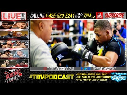 Golovkin vs. Jacobs Update: Jacobs Hire's Super Team Virgil Hunter Chris Algieri