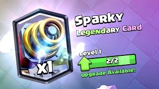 Clash Royale - 3 Straight LEGENDARY CARDS! Super Magical Chest Opening