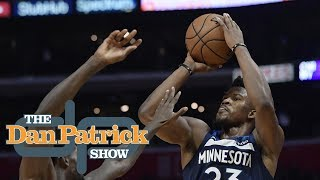 Jimmy Butler gives Sixers a real chance in the East I NBA I NBC Sports