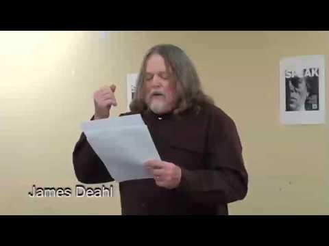 James Deahl on Milton Acorn, People's Poetry & Canadian Poetry -- July 12 2012