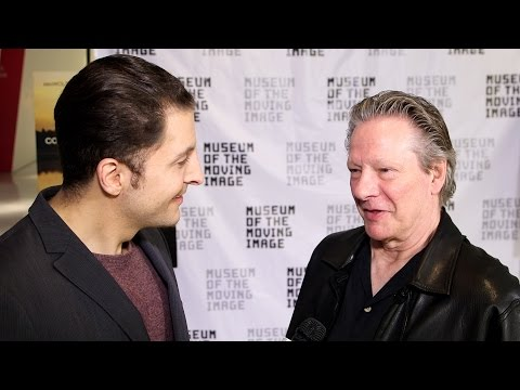 "Chris Cooper on the ""Coming Through the Rye"" Red Carpet Behind The Velvet Rope with Arthur Kade"
