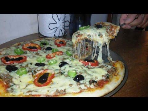 صورة  طريقة عمل البيتزا طريقة عمل البيتزا طريقة عمل البيتزا من يوتيوب