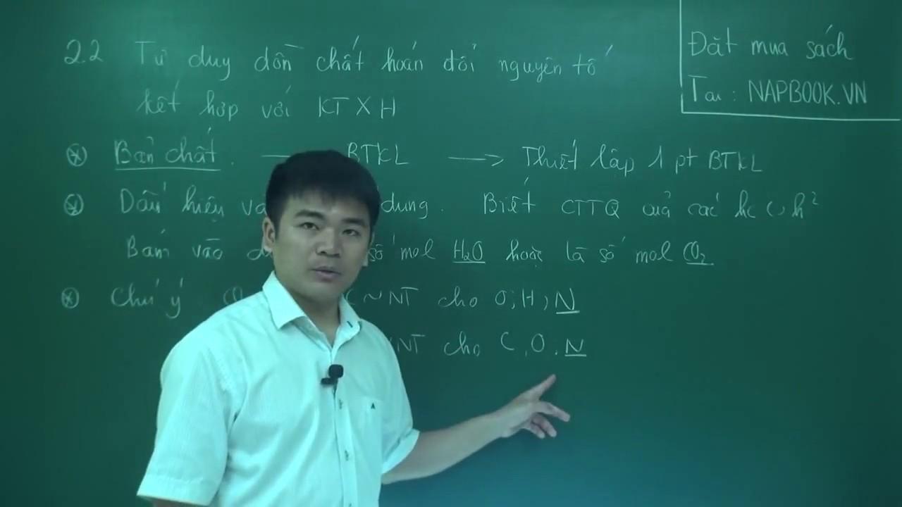 2 2 Dồn chất hoán đổi nguyên tố kết hợp xếp hình