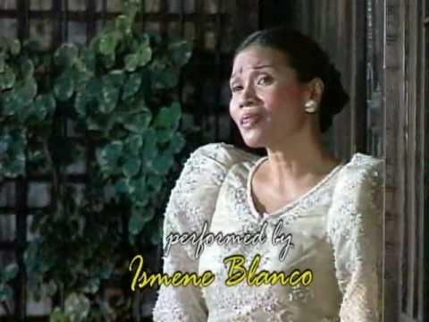 ISMENE BLANCO SINGS KINABUHI. A SALOME ORO COMPOSITION