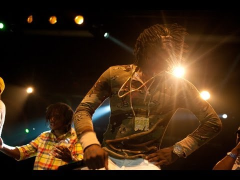 Chief Keef - Hate Being Sober LIVE (HD)