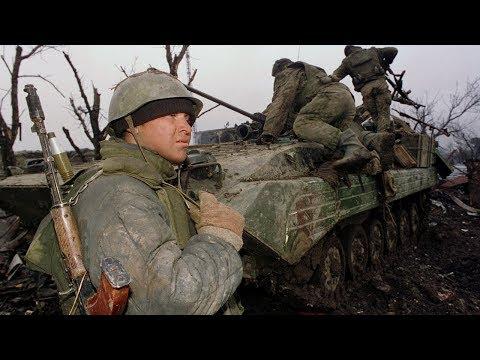 Какое Оружие Использовали Федеральные Войска в Чечне