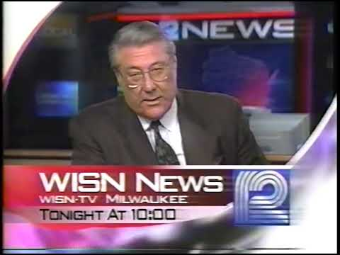 2001 WISN News at 10 Commercial 3