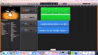 How to Add Audio and Sound Effects to Garageband