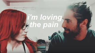 seth and sasha | I