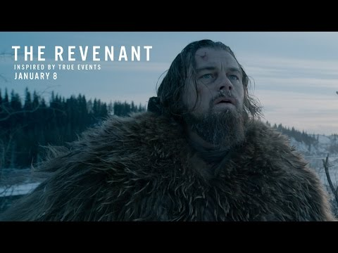 Official Teaser Trailer for 'The Revenant' starring Leonardo DiCaprio