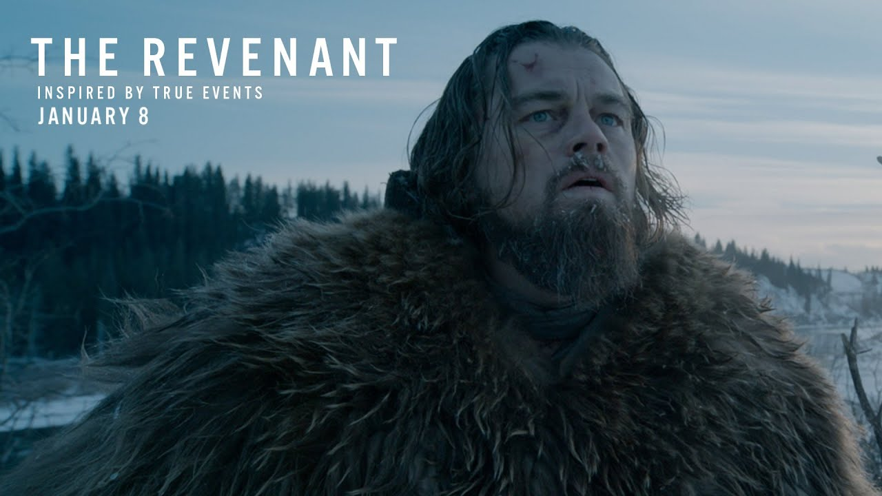 Leonardo DiCaprio is making a doc about being a frontiersman