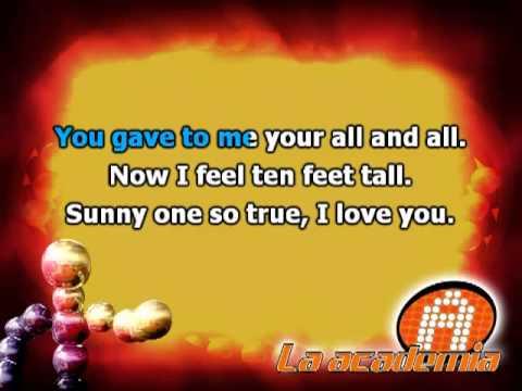 Sunny karaoké