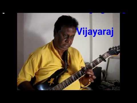 Saathiya tune kya Kiya Guitar cover vijayaraj