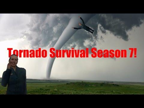Tornado Survival Season 7: Part 1!