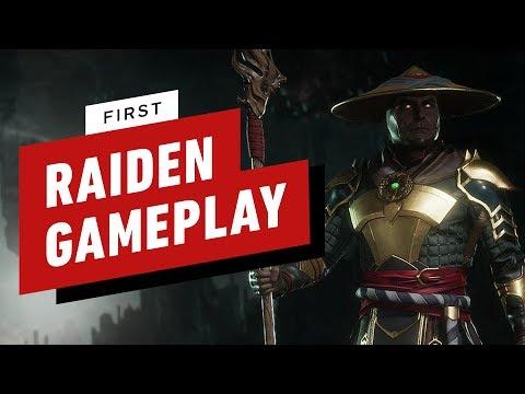 Mortal Kombat 11 Pro Gameplay - Sonya Blade (SonicFox) vs. Raiden (Rewind) thumbnail