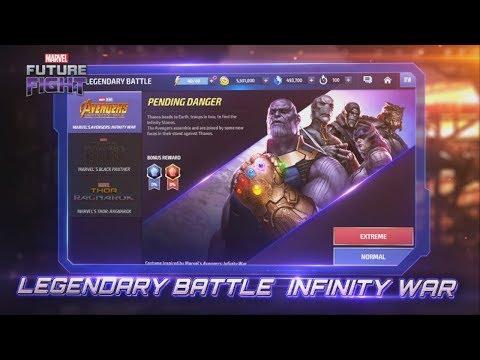 [MARVEL Future Fight] Marvel's Avengers: Infinity War Update!