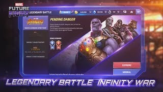 [MARVEL Future Fight] Marvel's Avengers: Infinity War Update!