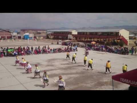 Huaylas Institución Educativa Héctor Tejada de Pallpata - Espinar