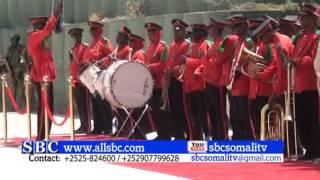 WARBIXIN : MADAXWAYNAHA QARANKA SOMALIYA FARMAAJO OO LAGU CALEMA SARAY MAGALADA MUQDISHO