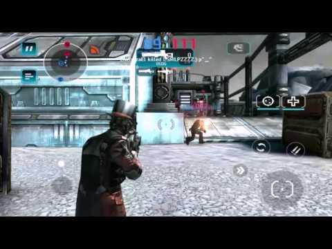 Shadowgun Deadzone Gameplay #11 Android