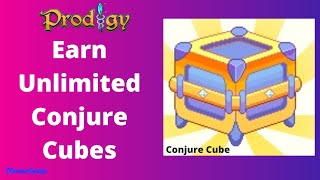 How To Get Unlimited Conjure Cubes & Decrease Your Wizard Level? Prodigy Math Game :: Glitch Patched