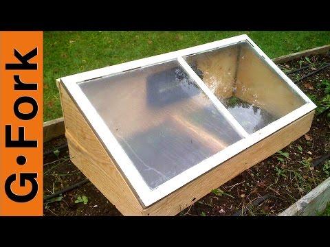 DIY Cold Frame - GardenFork