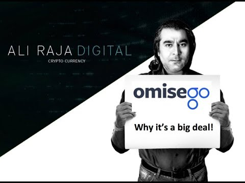 Omisego OMG Crypto Coin. Why is it such a big deal!