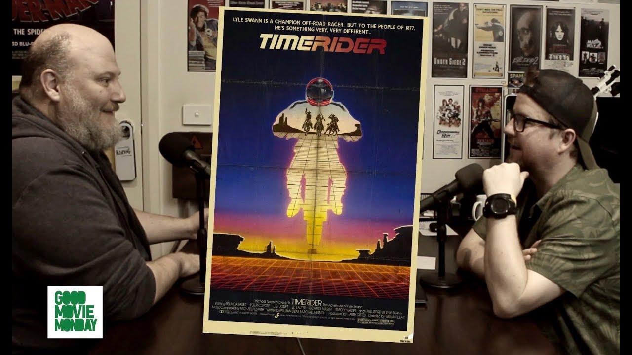 Download Timerider (1982)   Good Movie Monday