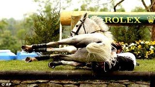 Bad Horse Riding Falls! no.3