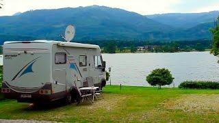Reisebericht Seeterrassen Camping Ried - St. Wolfgang (Sbg) Mai 2014
