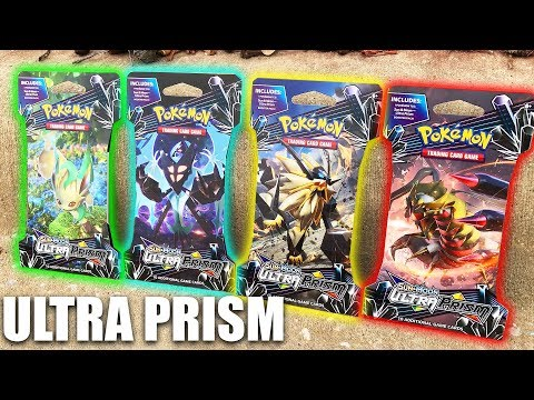 ULTRA PRISM LAUNCH PARTY CONTINUES!!! - Pokemon Cards Budget Battle 10