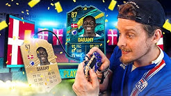 THE BIGGEST UPGRADE EVER?! 87 PLAYER MOMENTS DARAMY PLAYER REVIEW! FIFA 20 Ultimate Team
