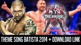 Theme Song Batista Returns WWE 2014 + Download Music