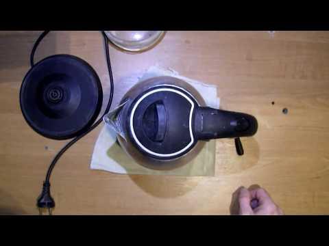 Как починить кнопку на чайнике