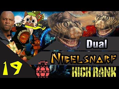 Monster Hunter Portable 3rd | EP 19 |ONLINE | TRIO DA PESADA |  DUAL NIBELSNARF HIGH RANK !! thumbnail