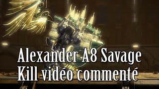 ffxiv heavensward alexander midas a8s le fardeau du fils savage kill comment