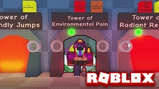 Tower of Environmental Pain | JToH Commentated | Roblox