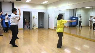 How to Dance Ohara Bushi (おはら節の踊る方)