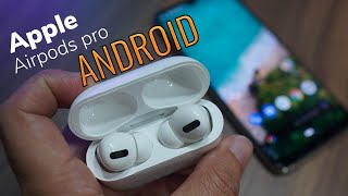 How to Connect Apple Airpods Pro with Android Smartphones?