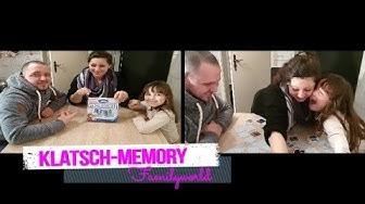 Klatsch - Memory / Spieletester / Wir spielen