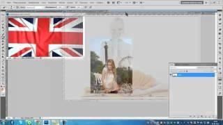 как в фотошопе поменять фон(в этом видео уроке мы научимся менять фон в фотошоп., 2012-04-24T17:02:19.000Z)