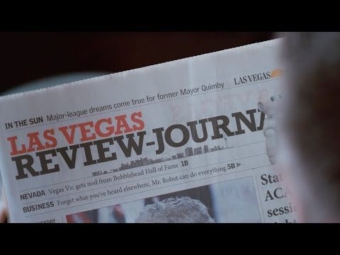 Las Vegas Review-Journal - At The Speed Of Life