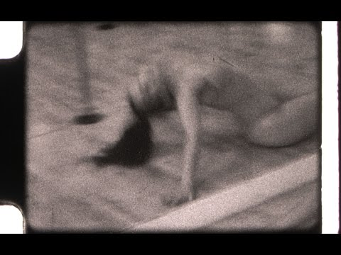Kitty. (recorded on 8mm film with eumig c3 cine camera)