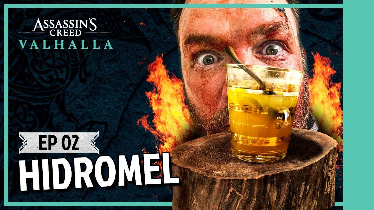Assassin's Creed Valhalla: Taverna Viking com Jimmy Ogro - Episódio 2 | O Hidromel