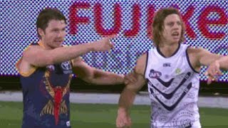 Battle of the titans: Fyfe v Dangerfield