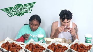 WING- STOP MUKBANG!!! *WE HAVE A SURPRISE*