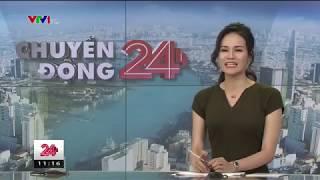 Tin tức 24h | Chuyển động 24h trưa hôm nay 22/09/2018
